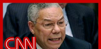 'Don't feel sorry for me': Excerpt from one of Colin Powell's last interviews